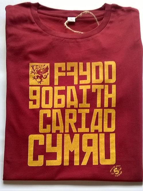 FFydd Gobaith T Shirt