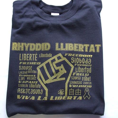 Llibertat/Freedom T