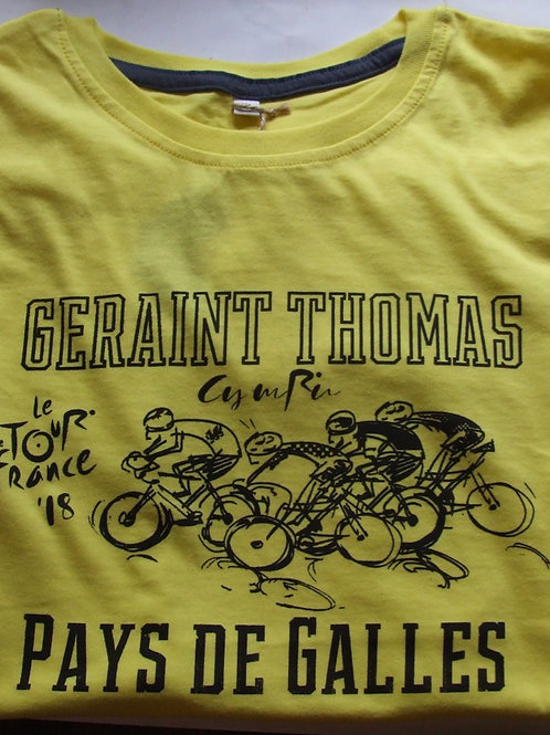 Crys-T Geraint Thomas/Tour de France T