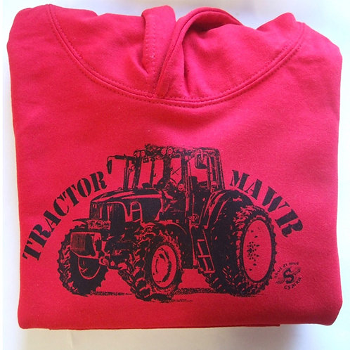 Hood Tractor