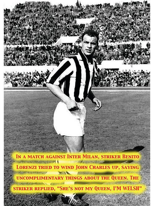 Poster John Charles
