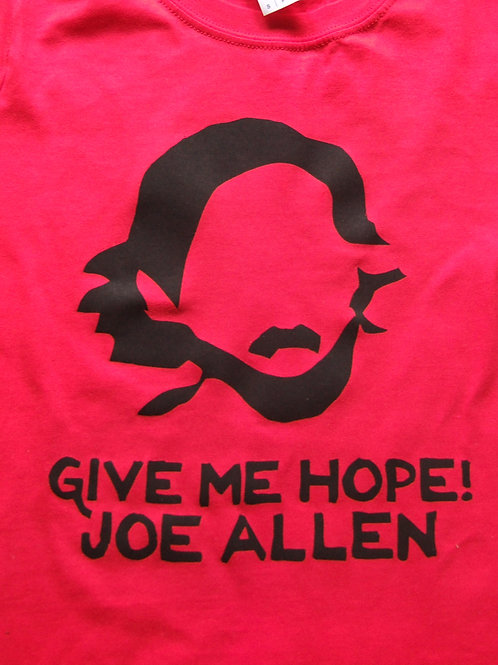 Give Me Hope Joe Allen