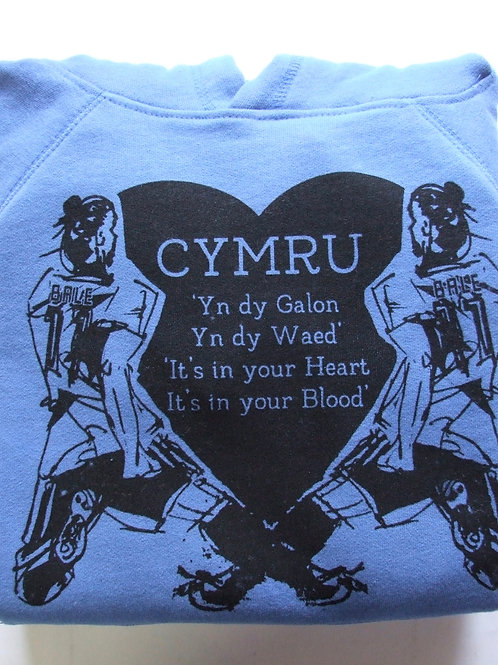Hood Bale Cymru