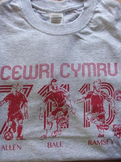 Crys T Cewri Cymru