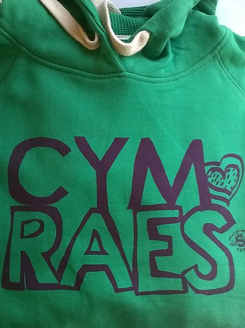 Hood Cymraes