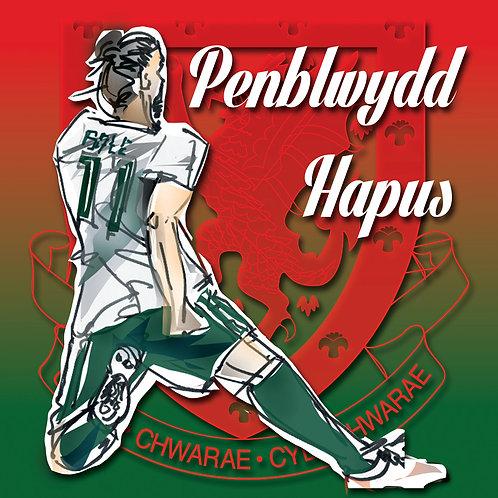 Carden Penblwydd Hapus Bale 11