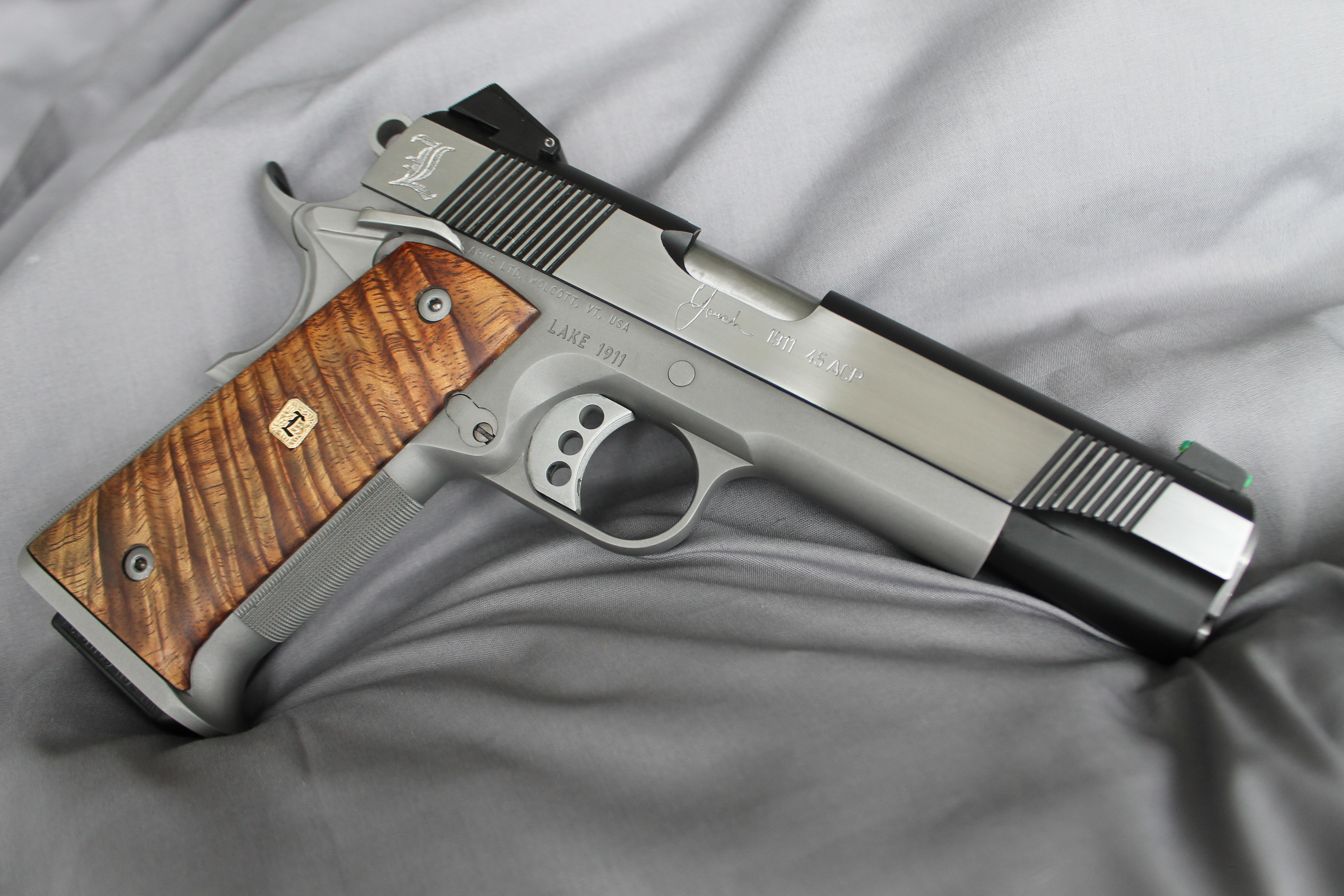 Gunsmithing custom guns | Miami Florida USA | Themastergunsmith