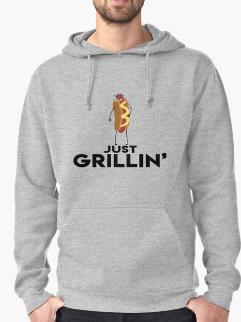 Just Grillin' Hoodie