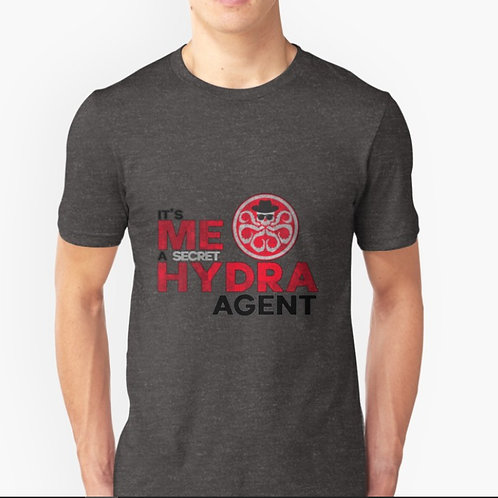 A Real Hydra Agent