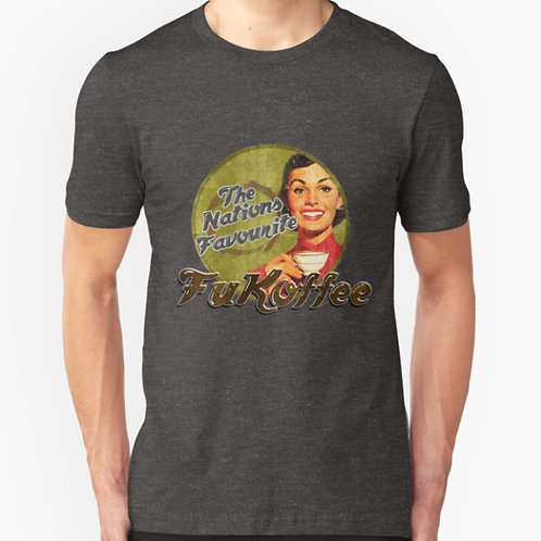 Fukoffee - Tshirt