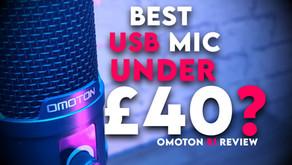 OMOTON R1 USB Microphone