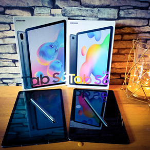 Samsung Tab S6 and S6 Lite