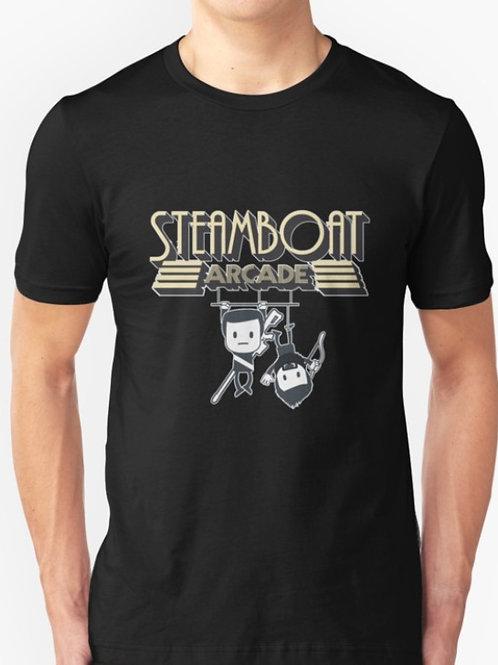 Steamboat Arcade