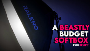 RaLeno PS30 Softbox