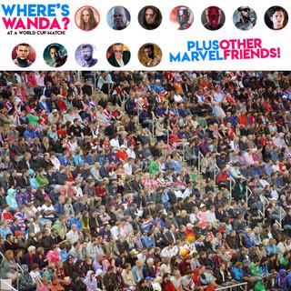 Where's Wanda?