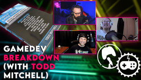 'Inside Video Game Creation' - interview with Todd Mitchell