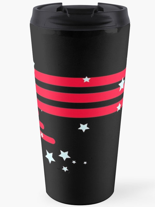 Star Stream Travel Mug