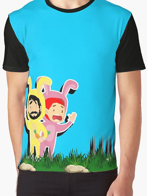 Super Bun Buns (Graphic T-Shirt)