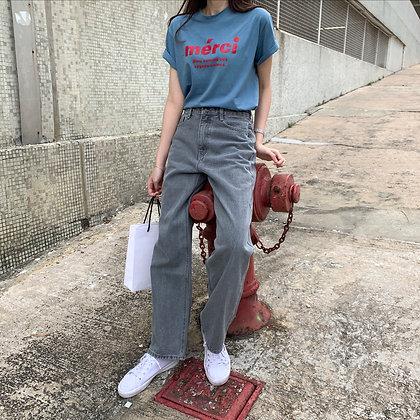 1201 high waisted wide leg jeans