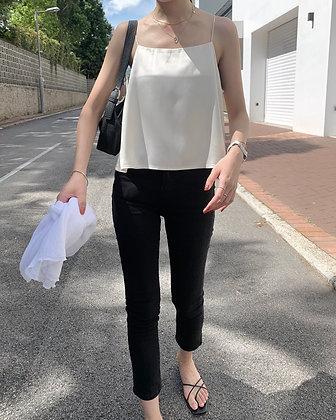 859 skinny waistband pants