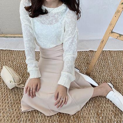 fishtail skirt
