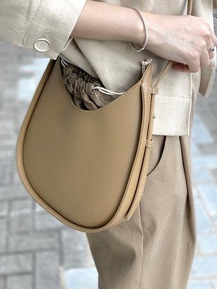 flask thin bucket bag