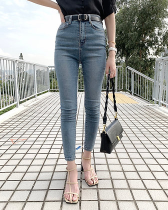 BB1025 high waisted skinny jeans