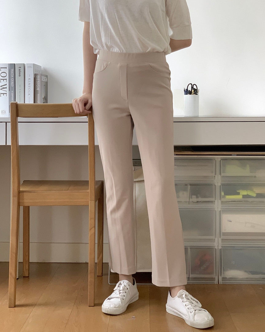 waistband work trousers