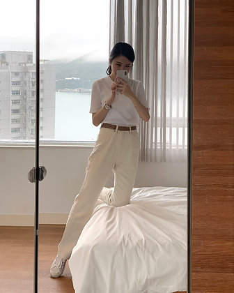 9038 high waisted flare pants