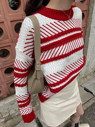special striped sweater