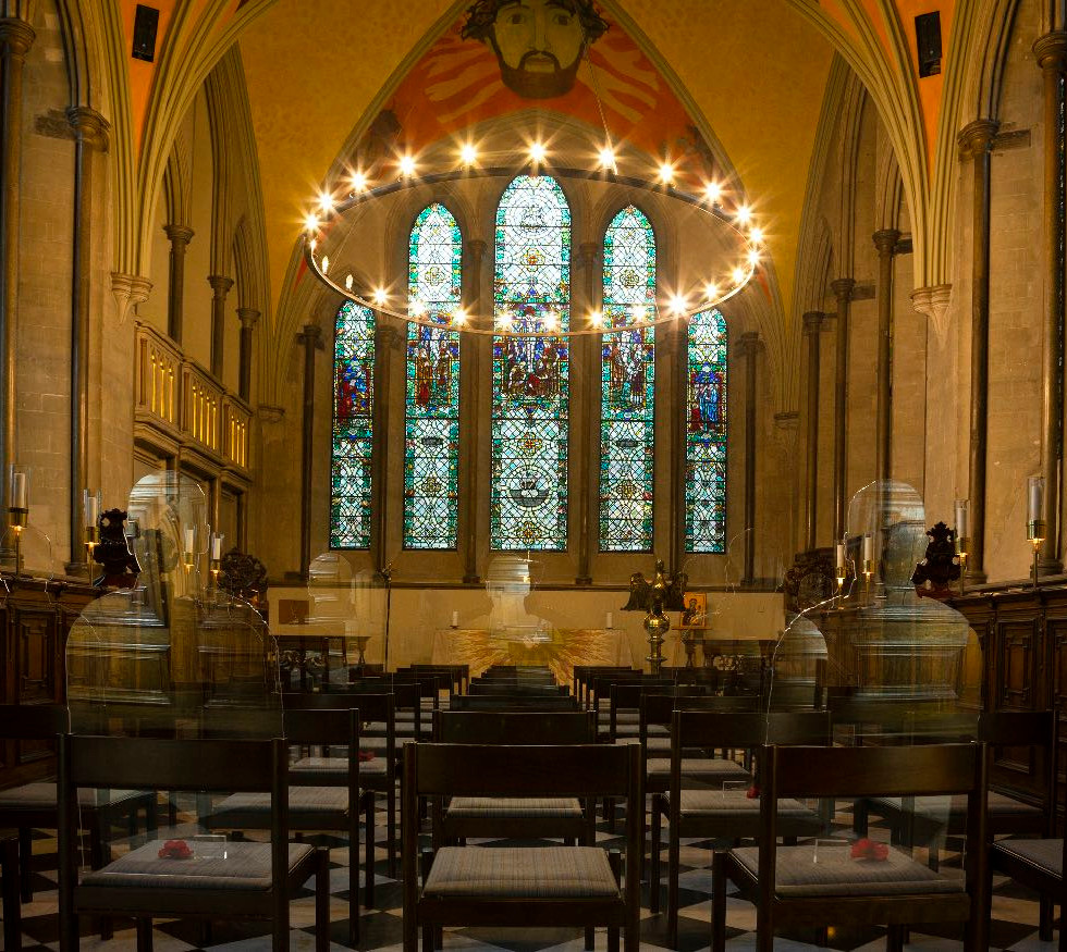 The Private Chapel of the Archbishop of Canterbury, Lambeth Palace