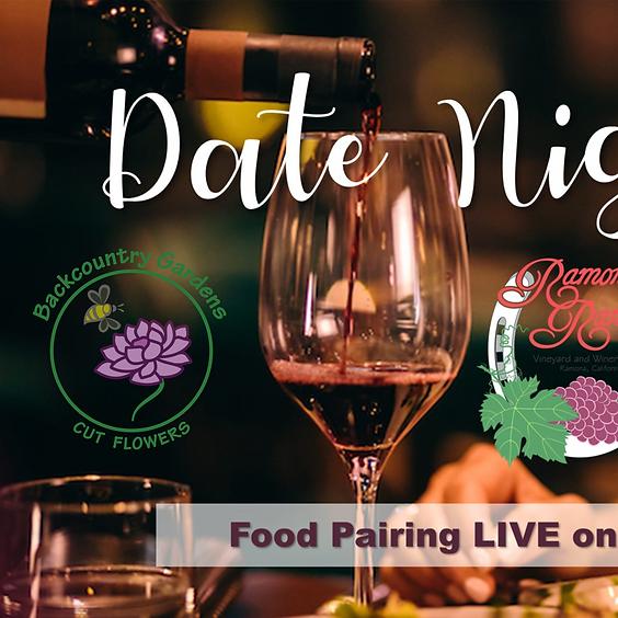 """Date Night In"" @ Farmhouse 78"