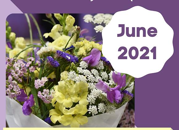 Bouquet Subscription - Jun 2021
