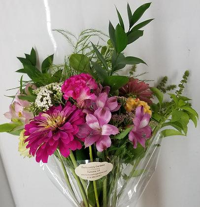 Backcountry Bouquet - 5 Bouquet Subscription