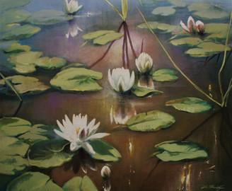 Calming Pond