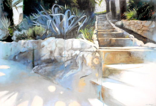 Villefranche Garden