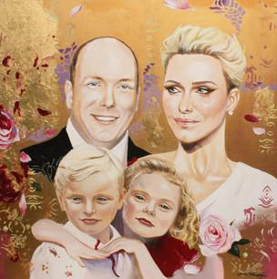 The Royal Family of Monaco