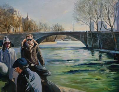 L'hiver a Paris