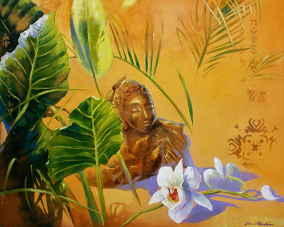 Buddha Sculp