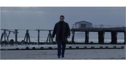 The Avenue - Eddie walks beach