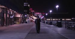 The Avenue - Eddie boardwalk night