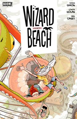 WIZARD BEACH cover #2