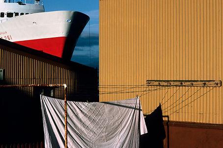 Reykjiavik, Islandia 1984 © Santiago Har