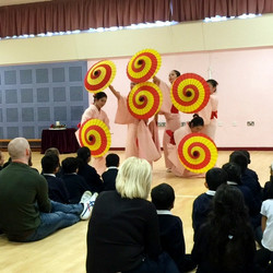 Satonoko-kai Dance in UK (2016)