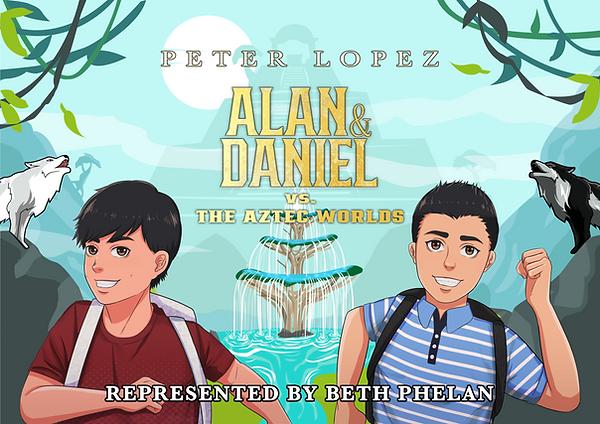 Alan & Daniel vs The Aztec Worlds | Peter Lopez