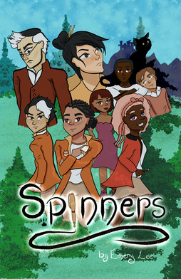 Spinners Fake Cover Art