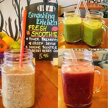 Smoothie Pop-Up