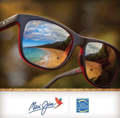 Maui Jim sunglasses your life more colourful
