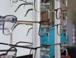 orgreen titanium glasses at chorleywood eye centre