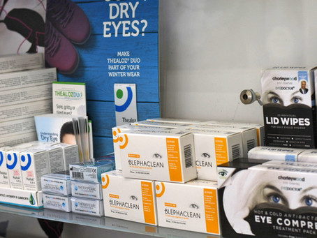 Show your dry eyes some LOVE!